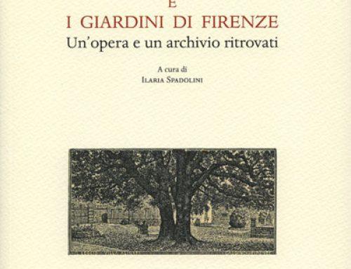 Angiolo Pucci e i giardini di Firenze