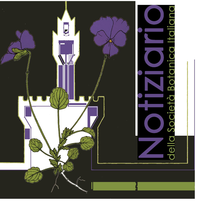Notiziario Società Botanica Italiana Logo