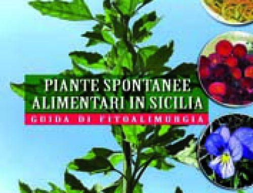 Piante spontanee alimentari in Sicilia. Guida di fitoalimurgia