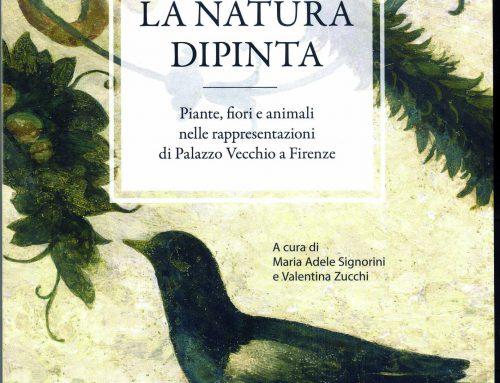 La natura dipinta – Piante, fiori e animali nelle rappresentazioni di Palazzo Vecchio a Firenze