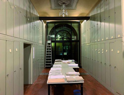 """Erbari 6 e contributo """"Storia dell'Herbarium Universitatis Camerinensis (CAME)"""" di Tardella et al."""